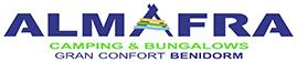 logo camping almafra